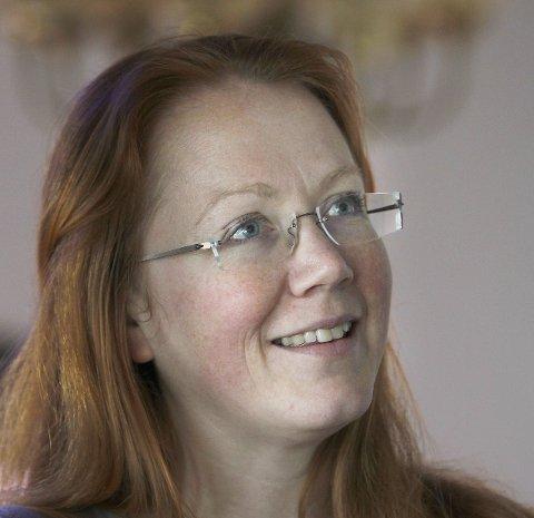 JOBB: Birgit Amalie Nilssen har fått seg ny jobb i Kristiansand.
