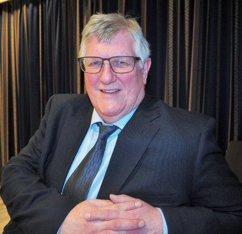 DIREKTØR: Hans Kristian Seterlund er administrerende direktør i Consto AS som har vunnet anbudet for bygging av nye Hammerfest sykehus.