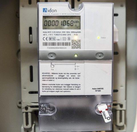 NEI TAKK: Cirka 900 strømkunder i Vestfold og Grenland har fått fritak fra ny AMS-måler, opplyser Skagerak Energi.