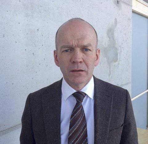 KRITISK: Bostyrer Christian Lundin er ikke fornøyd med politiets arbeid i Sharif-saken.