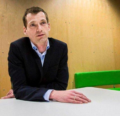 Tilbakeviser kritikken: Kommunalsjef Robert Rognli.