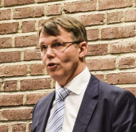 Skeptisk: Bror Lennart Mentzoni (KrF).