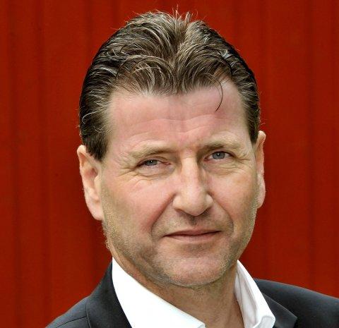 Stein Erik Lauvås, leder i Østfold Arbeiderparti. (Foto: Jarl M. Andersen)