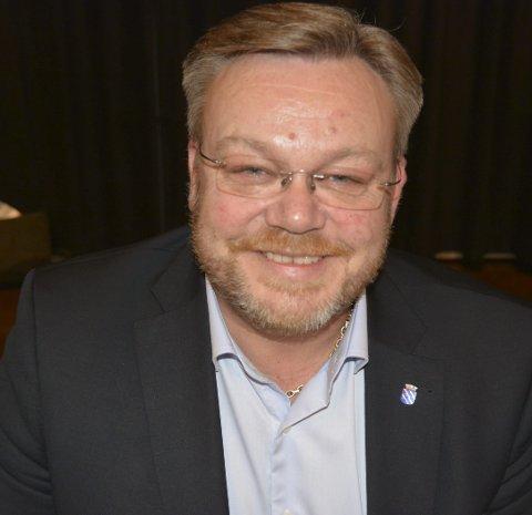 Mulighet: Thor Hals (H), leder av fellesnemnda, mener eiendomsskatten kan hjelpe kommunene med å betale ned gjeld. – Men målet er å kun ha denne skatten på verker og bruk i den nye kommunen, sier han.