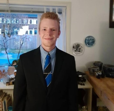 OMKOM: 28 år gamle Toni André Helleberg omkom i brannen på Kvaløysletta.