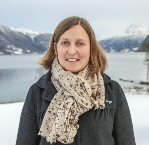 ta vare på hverandre: Ordfører i Tingvoll Ingrid Waagen oppfordrer folk til å ta vare på hverandre.  (ARKIV)