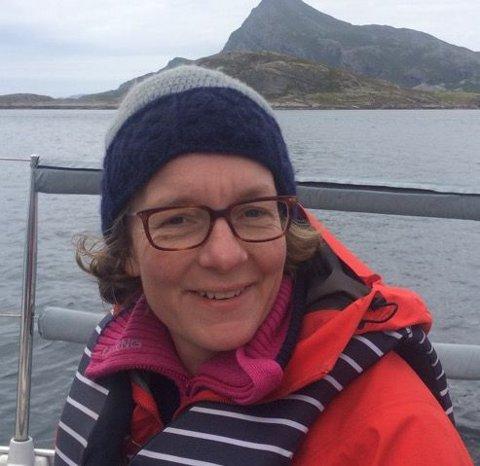 Kjersti Eline Tønnesen Busch er lei av bråket fra isbilen
