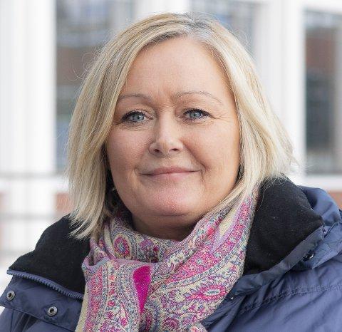 NYVALGT: Mona Nilsen ble lørdag valgt som ny leder av Nordland Arbeiderparti.