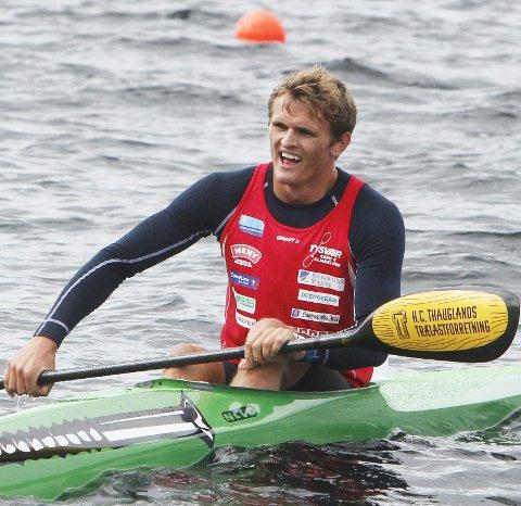 RISTET AV SEG SKUFFELSEN: Lars Magne Ullvang leverte en god B-finale i Tsjekkia søndag. ARKIVFoto: Morten Salvesen