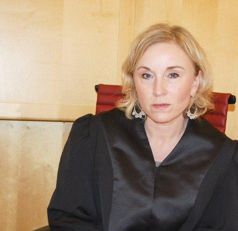 KREVDE ERSTATNING: Bistandsadvokat Kristin Hammervik varslet et krav på 125.000 kroner i oppreisning til den nå 12 år gamle jenta. Foto: Stig Bjørnar Karlsen