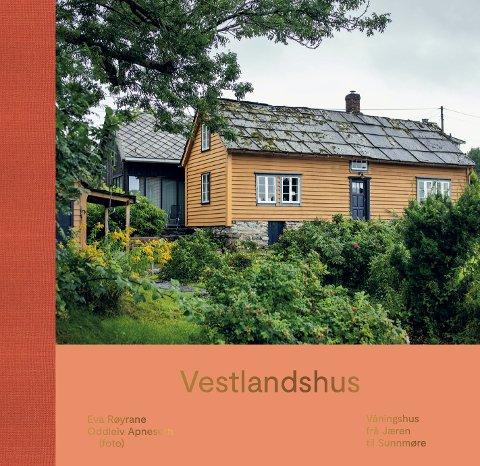 I den nyaste boka til Eva Røyrane og Oddleiv Apneseth kan ein fordjupa seg i vakre vestlandshus.