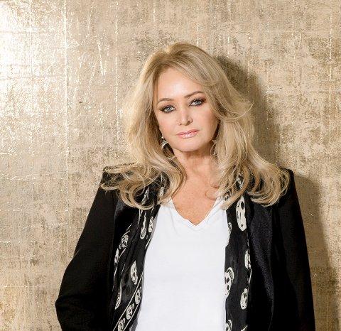 PÅ FJELLTUR: Bonnie Tyler tar turen til Beitostølen til sommeren.