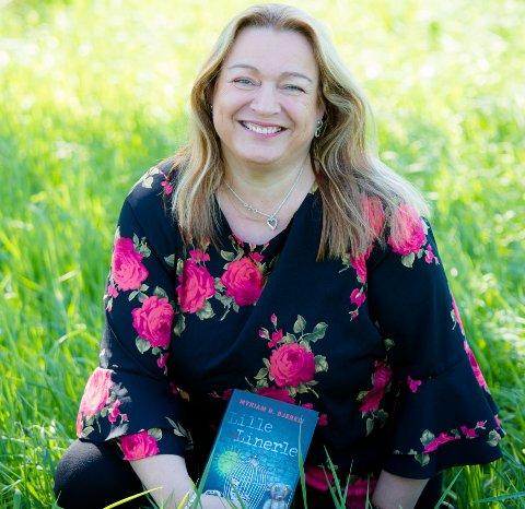 GOD DEBUT: Med sin første krimroman har Myriam H. Bjerkli plassert seg på toppselgerlisten.