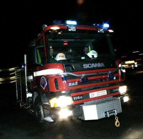 MÅ SAMLES: Når brannstasjonene i Fetsund og på Sørumsand samles krever innsatstid til institusjoner at stasjonen ligger mellom Sørumsand skole og Fetsundbrua. Foto: Roar Grønstad