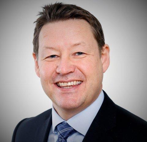 VIL BLI RÅDMANN: Lars Birger Salvesen (KrF), fylkesvaraordfører i Akershus fylkeskommune.