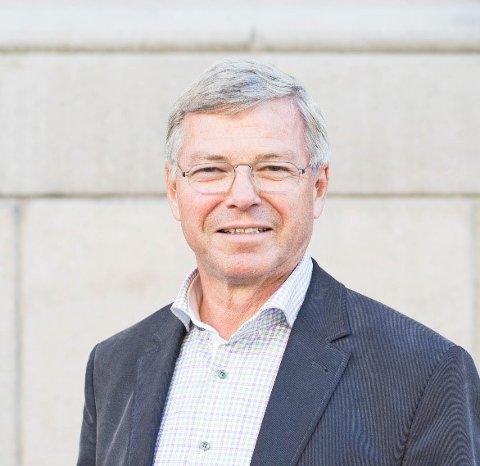 Kjell Magne Bondevik er dagens hovedtaler på Gjennestad 1. mai.