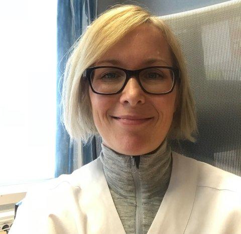 Christine Strøm Skogstad gleder seg til å begynne i jobben som ny kommuneoverlege i  Evenes, Tjeldsund og Skåndland (ETS).
