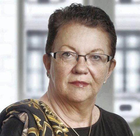 VARSLERSAKEN: – Vi kommer heller ikke denne gang til å stille på drøftingsmøte, sier advokat Ellen Holager Andenæs.