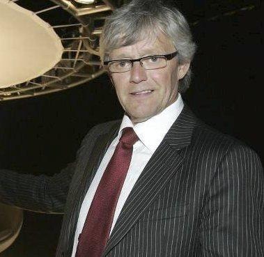 Suksess: Tidligere New York og Moskva korrespondent Stein Kåre Kristiansen.