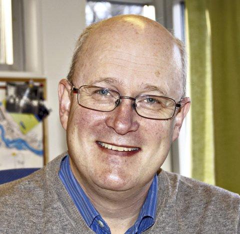 Ståle Refstie: En stemme til Ap er en stemme mot salg av Norge.Arkiv