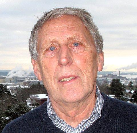 CUPSENSASJON: Som spillende trener i Kråkerøy detonerte Kjell Andreassens gutter en cupombe av dimensjoner for snart 43 år siden.