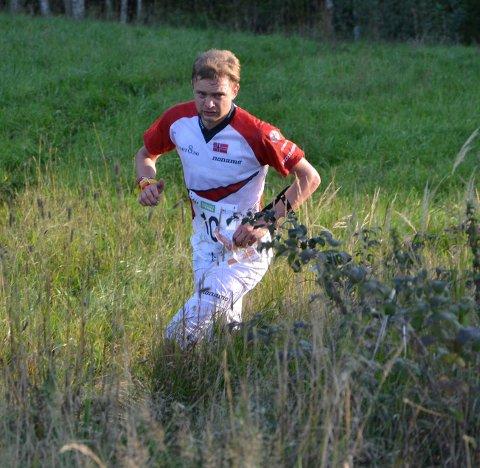 SOLID PUNKTUM: Gaute Hallan Steiwer avsluttet sesongen med en sterk fjerdeplass under verdenscupen i Kina.