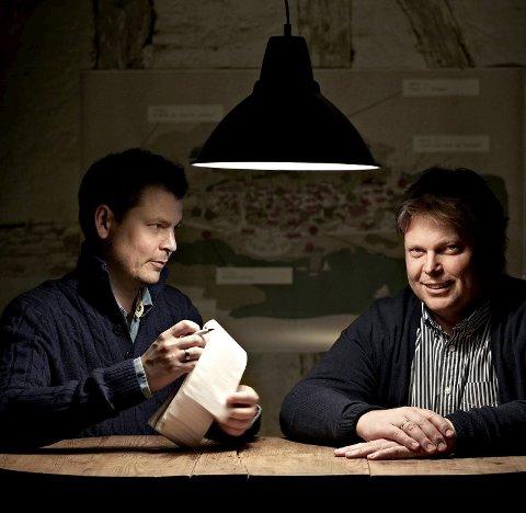 Håndbok: Hans Jørgen Sandnes og Jørn Lier Horst.
