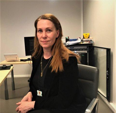AKTOR: Politiadvokat Pernille Flage var aktor i saken mot barnevernspedagogen fra Grenland. Bildet er tatt i en annen sammenheng.