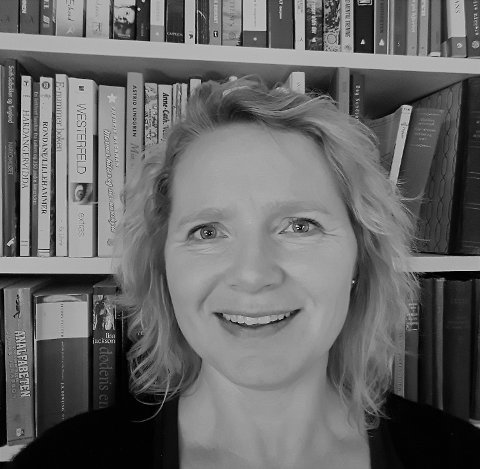 BLIR REKTOR: Gunhild Versland begynner som rektor på Sigdal ungdomsskole i desember.