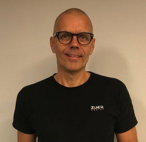 Christen Eide-Hermansen gir seg som daglig leder i Border Crossing Challenge, BCC, og satser for fullt på ZU4R Sportswear.