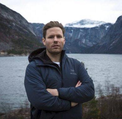 Reiselivsdirektør: Andreas Skogseth. Pressefoto