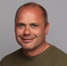 BYTTER JOBB: Geir Dahl (47) kommer fra stillingen som avdelingsleder ved Hønefoss videregående skole