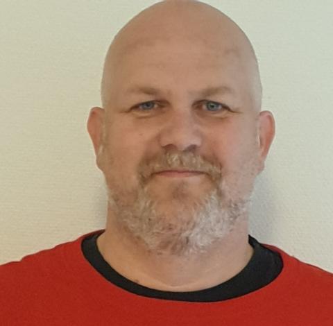 Leder av LO i Fredrikstad, Vidar Schei.