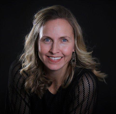 KOMMER: Forfatter Marianne Storberg.