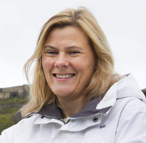 PROSJEKTLEDER: Gina Finsrud skal lede arbeidet med å lage en næringsutviklingsplan for Halden. Kommunal- og moderniseringsdepartementet har gitt en million kroner til arbeidet, og det kan søkes om mer penger etter hvert.