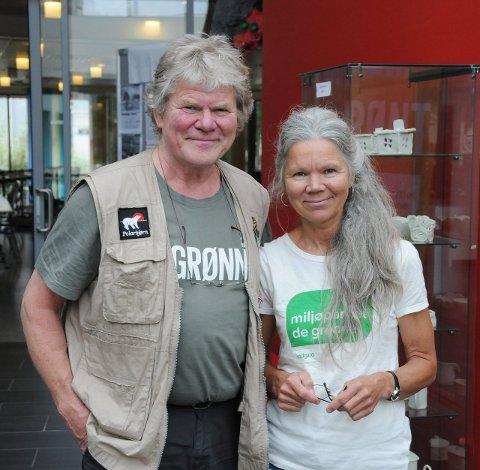 Åpent møte: Tone Toft og Bjørn Økern inviterer til informasjonsmøte i regi av Naturnvernforbundet 17. februar i Sandnessjøen. Håpet er å inspirere flere til å være med, og danne flere lokallag på Helgeland.