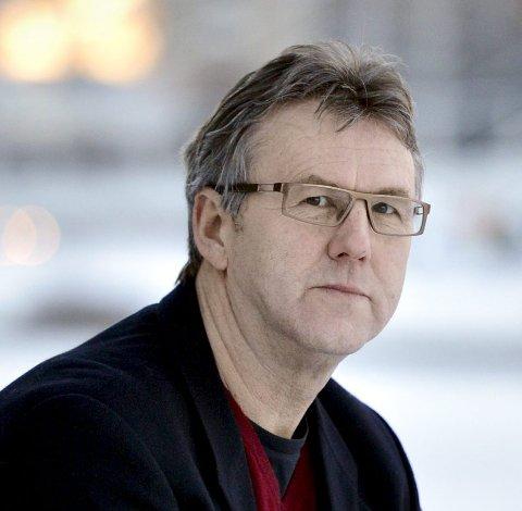 FOR TIDLIG: Tom Hinrichsen, sjef for PST i Søndre Buskerud politidistrikt sier at sikkerheten under Kongsberg jazzfestival vil bli vurdert, som tidligere år.