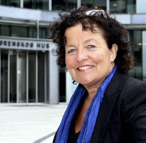 Positiv: Kommunaldirektør Nina Kongtorp liker ideen.