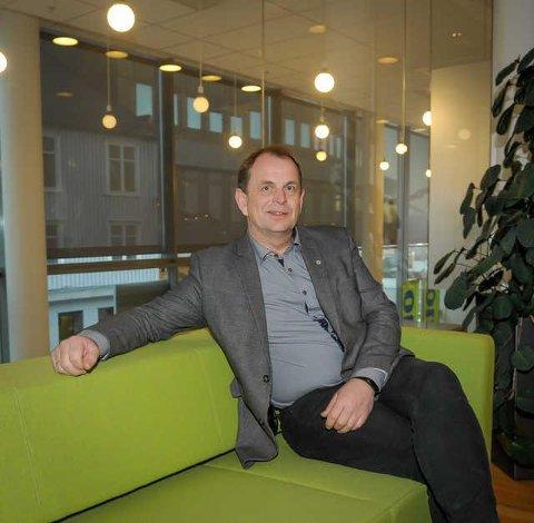 FORHOLDER SEG TIL REGLEMENTET: Utvalgsleder for kultur, friluftsliv, by- og stedstuvikling, Bjarne Sommerstad. Arkivfoto: Knut Nordhagen