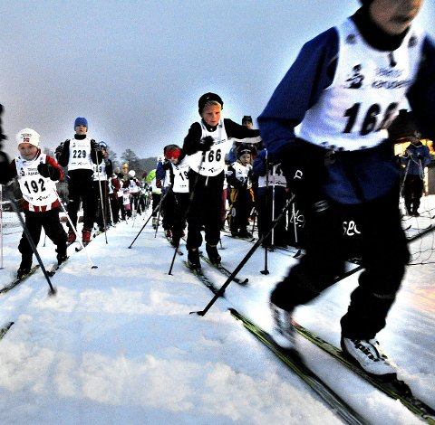 "SKIGLEDE: Klar for ny runde med skiglede med ""Gøy på ski"" i Storås fra onsdag."