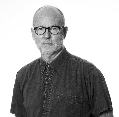 Jon Åge Fiskum, journalist i Trønder-Avisa.