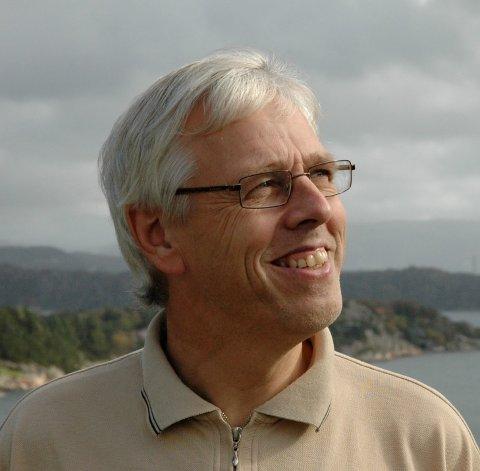 JAREN MISJONSHUS: TV-pastor Johnn R. Hardang kommer til Jaren misjonshus. Pressefoto.