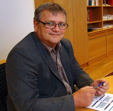 PRISLAPP: – Det vil koste drøyt 1 million, sier Bjørn Olavesen.