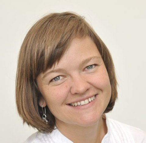 Karine Stjernholm, førsteamanuensis ved Høgskolen i Østfold. (Foto: Høgskolen i Østfold)
