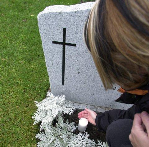 Sorg: Den norske kirke lanserer nå «Førstehjelp ved sorg». Illustrasjonsfoto