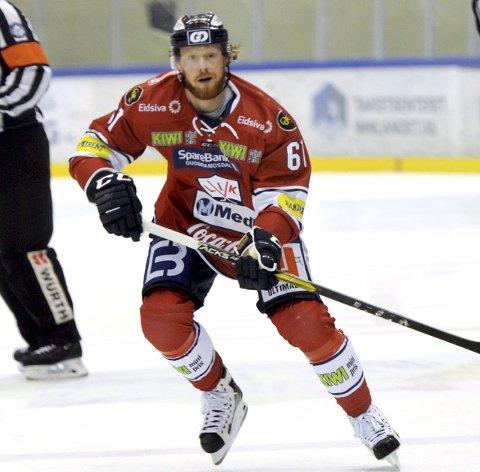 Alexander Reichenberg kommer i følge Färjestads hjemmeside ikke til å fortsette i den svenske toppklubben kommende sesong.