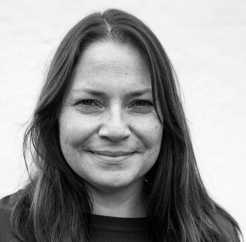 NY JOBB: Therese Alm Ludvigsen fra Brandbu har fått ny spennende jobb i Søndre Land.