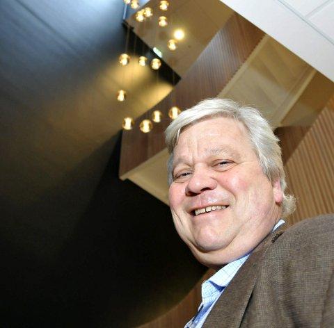 GIR SEG: Jon Guste-Pedersen gir seg som banksjef, men går over i annen stilling.