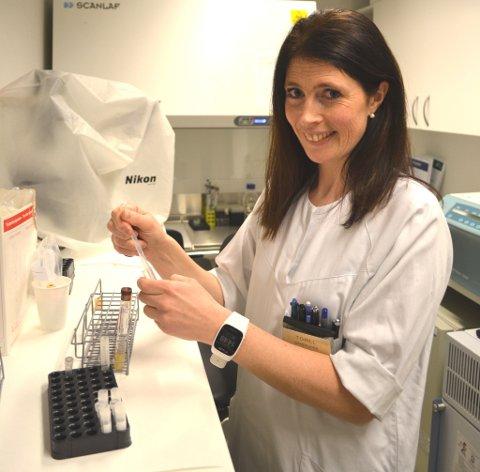 På Klinisk forskingspost ved Haukeland universitetssjukehus har kvinnhering Torill Våge ein spennande kvardag. Hit kjem pasientar i kliniske studiar for å få behandling.