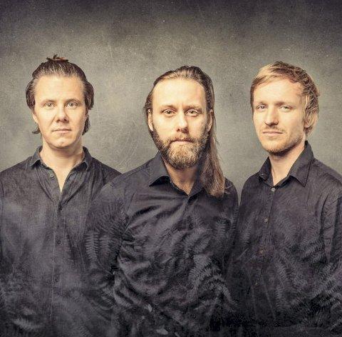 SAMSPILLSEKSPERTER: Trio Eple er kjent for sitt særegne samspill og gode evne til improvisasjoner. De er gjester i Røyken Jazzforum lørdag.